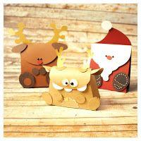 svg cuts for gift boxes > http://de.dawanda.com/shop/goebie/2532211-svg-cuts---bags-boxes < and cards > http://de.dawanda.com/shop/goebie/2850751-svg-cuts---cards < #svg #box # giftbox #christmas #deer #santaclaus