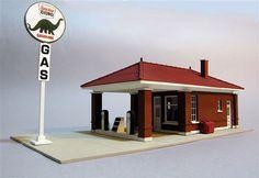 Radke's Service - Depots By John
