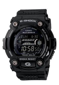 #7 Casio Men's GW7900B-1 G-Shock Solar Atomic Black Digital Sport Watch B00309HQPK Top 10 Best Casio Watch Reviews G Shock Black Watches for Men http://www.youtube.com/watch?v=Bbwd8uC6LfU