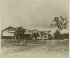 Stasiun Goebeng tahun 1901