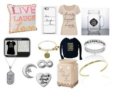 """Live Love Laugh"" by danielle-bff-renee on Polyvore featuring Casetify, maurices, AeraVida, West Coast Jewelry, Blue La Rue and Mondevio"