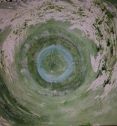 Jade lace circle sacha van keep