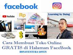 Cara Membuat Toko Online di Halaman Bisnis FaceBook - Toko Online Gratis di Facebook 1 Day Trip, Komodo National Park, Adventure Tours, Online Gratis, Jakarta, Bali, Hotels, Island, Youtube