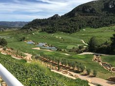 La Galiana golf course. 2016. Near Valencia . Absolutely stunning
