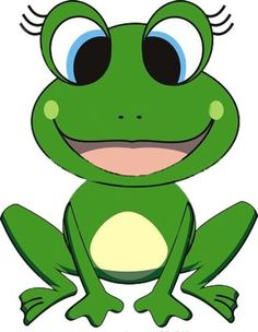 Illustration about Vector illustration of happy cartoon frog. Illustration of reptile, isolated, humor - 10038242 Funny Frogs, Cute Frogs, Cartoon Drawings, Animal Drawings, Frosch Illustration, Frog Rock, Frog Drawing, Frog Pictures, Happy Cartoon