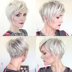 15 Shaggy Pixie Cuts | http://www.short-haircut.com/15-shaggy-pixie-cuts-2.html