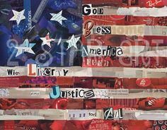 Our Flag | CollageOur Flag | Collage – See & Shop aRt – 2starart