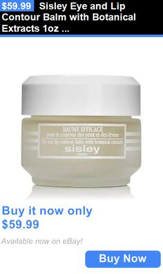 health and beauty: Sisley Eye And Lip Contour Balm With Botanical Extracts 1Oz 30Ml Nwob BUY IT NOW ONLY: $59.99