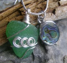 Your place to buy and sell all things handmade Sea Glass Jewelry, Newfoundland, Personalized Items, Unique Jewelry, Handmade Gifts, Crafts, Stuff To Buy, Etsy, Kid Craft Gifts
