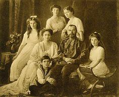 The family of Anastasia