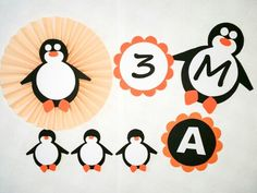 Decoratiuni handmade pentru petrecere pinguini Company Logo, Logos, Art, Art Background, Logo, Kunst, Performing Arts, Art Education Resources, Artworks