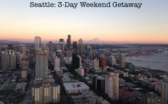 Some of our favourite photos from around Seattle Seattle Skyline, New York Skyline, Travel Around The World, Around The Worlds, Olympic Mountains, County Seat, Cascade Mountains, Concrete Jungle, Emerald City
