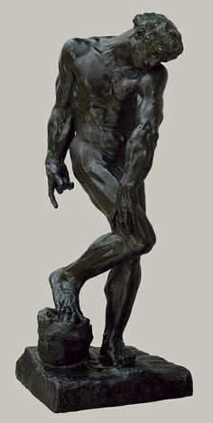 Auguste Rodin: Adam (11.173.1) | Heilbrunn Timeline of Art History | The Metropolitan Museum of Art