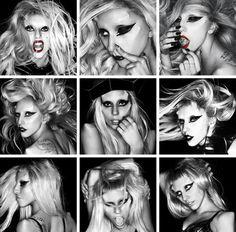 Lady Gaga (Born This Way)