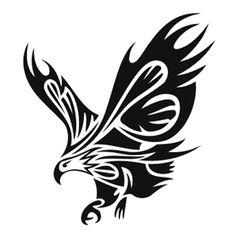 Eagle Tattoo Design get amazing tattoo designs at http://www.kooldesignmaker.com/tattoo-design