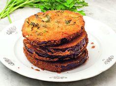 Cotolette di melanzane alla palermitana - ricetta siciliana <3