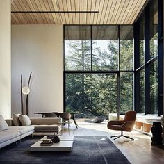 Architecture and Nature together are the most beautiful thing that can exist! Minimalist architecture in harmony with an unique trees composition! What do you think? Spectacular, right? Tag an #Architecture Lover #d_signers _____ Cor-Ten Steel House designed by Greg Faulkner Location: #California _____ #design #designer #instahome #instadesign #architect #beautiful #home #homedesign #art #architecture #interiordesign #green #interior #luxury #lighting #decoration #decor #follow #loft