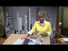 Quick Column Quilts (Part 2 of 3) - SEWING WITH NANCY - YouTube