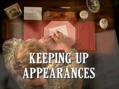 Keeping up appearances. The show had 5 seasons and 44 episodes air between 1990 and 1995.