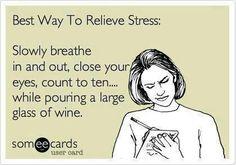 Stress relieve