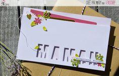 """MAry : #Tampons et #matrices de coupe #dies #4enSCRAP """"L'amitié est précieuse"""" #maman #scrapbooking #DIY #loisirscréatifs #carte #carterie Mini Albums, Tampons Transparents, Scrapbooking Diy, Mary, Roses, Happy Moments, Emboss, Ink Stamps, Creative Crafts"""