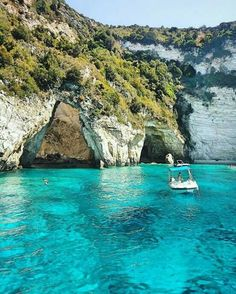 Paxoi, Greece