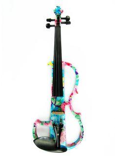 Art Electric Violin_Violins_Kinglos violin Aliyes Guitar #ElectricViolin