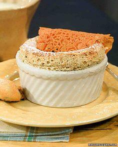 ... Pinterest | Cheese Souffle, Sweet Potato Souffle and Chocolate Souffle