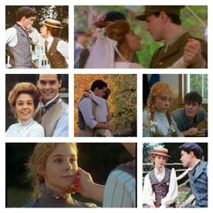 Anne of Green Gables. Funny how Anne hates Gilbert when she first meets him, then a few years later, they're married! Anne Shirley, Jonathan Crombie, Tomorrow Is A New Day, Gilbert Blythe, 3 Movie, Kindred Spirits, Pride And Prejudice, Classic Movies, Thesis