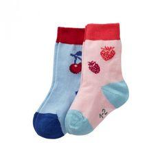 Bunte Socken braucht ein Kind.