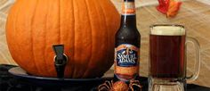 How to Make a Pumpkin Keg - Courtesy of Drink Baltimore.  I'm SO making one of these!