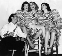 the andrew sisters, music