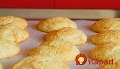 Citronovo-tvarohové sušenky