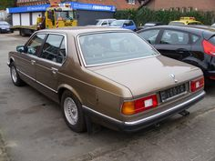 BMW 7 series E23 -1-