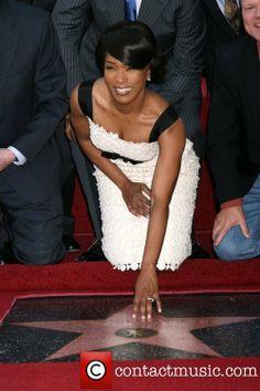 Angela Bassett, Star On The Hollywood Walk Of Fame, Walk Of Fame