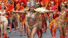Last year's Notting Hill Carnival saw four stabbings so serious the victims nearly died, a report says.