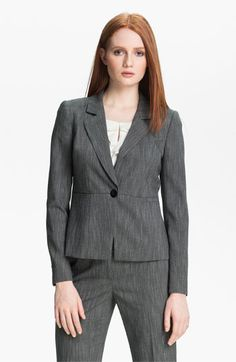 Classiques Entier® 'Speckled Weave' Jacket available at Nordstrom