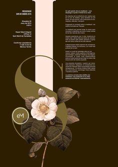 Poster By Xavier Esclusa / Executive Meditation on Behance