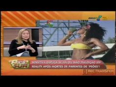 Marcia Fernandes no programa A Tarde é Sua com Sonia Abrão 17.07.2012.