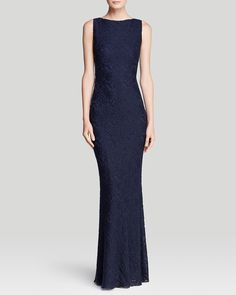 Alice + Olivia Maxi Dress - Sachi Lace   Bloomingdale's