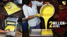 Recipes Dhokla : Dhokla Recipe - How to Make Soft and Spongy Dhokla - Full Preparation Step By Step Dhokla Recipe, Samosa Recipe, Indian Breakfast, Breakfast Dishes, Indian Bread Recipes, African Recipes, Gujarati Cuisine, Creative Snacks, Vegetarian Snacks