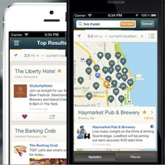 Twitter acquires Spindle and shows more interest in local discovery