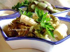 I rigatoni carciofi e panna sono davvero gustosissimi. Approfittiamo di questa ottima verdura di stagione per assaggiare questo piatto!
