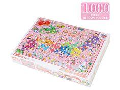 Hello Kitty Jigsaw Puzzle 1000 Pieces Gotochi Map SANRIO JAPAN Xmas Present