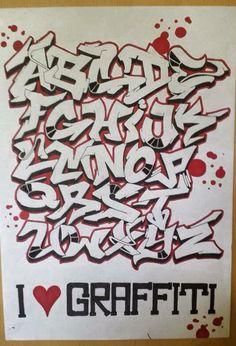 Graf alphabet