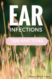 Great tips for treating ear infection in kids!