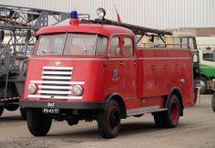 1954 Daf A414 Brandweerwagen @ DAF Museum Dagen 2013 ★。☆。JpM ENTERTAINMENT ☆。★。