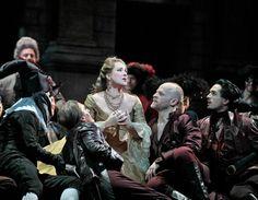 Avis sur l'opéra Roméo et Juliette de Charles Gounod, au Metropolitan opéra de New York  - Le blog d'Akialam