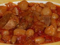 Stifado is a Greek stew made with small onions. My mum made this every autumn. Serve with creamy mashed potatoes for a warming, hearty meal that will take the chill out of any evening. Greek Recipes, Soup Recipes, Cooking Recipes, Greek Beef Stew Recipe, Beef Stifado, Greek Cooking, Greek Salad, Recipe For Mom, Soups And Stews
