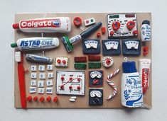 Louise Daneels makes playful, ceramic illustrations of everyday objects | It's Nice That